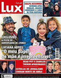 capa Lux de 24 janeiro 2019