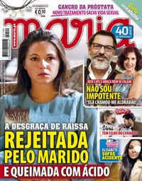 capa Maria de 31 janeiro 2019