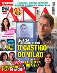 capa Revista Ana