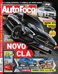 capa Revista Auto Foco de 10 janeiro 2019