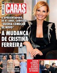 capa Revista Caras de 10 janeiro 2019