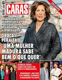 capa Revista Caras de 24 janeiro 2019