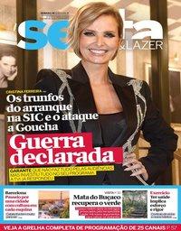 capa Revista Sexta de 11 janeiro 2019