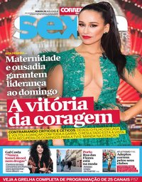 capa Revista Sexta de 18 janeiro 2019