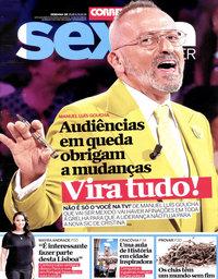 capa Revista Sexta de 25 janeiro 2019