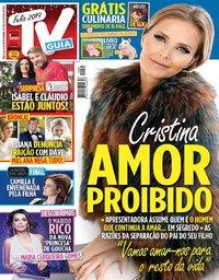 capa Revista TV Guia de 4 janeiro 2019