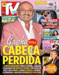 capa Revista TV Guia de 11 janeiro 2019