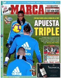 capa Jornal Marca de 3 fevereiro 2019