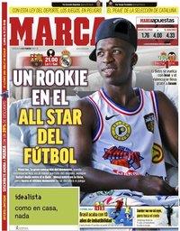 capa Jornal Marca de 6 fevereiro 2019