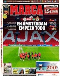 capa Jornal Marca de 13 fevereiro 2019
