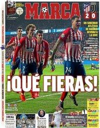 capa Jornal Marca de 21 fevereiro 2019
