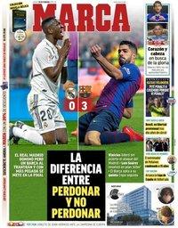 capa Jornal Marca de 28 fevereiro 2019