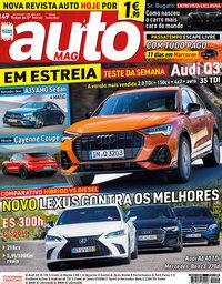 capa Revista Auto Mag