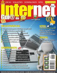 capa Revista Guia da Internet