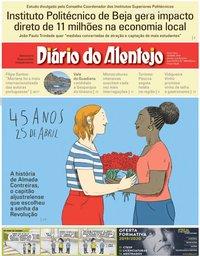 capa Diário do Alentejo