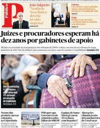 capa Público de 8 abril 2019