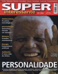 capa Revista Super Interessante