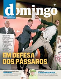 capa Domingo CM de 5 maio 2019