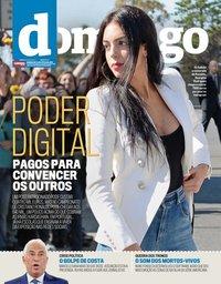 capa Domingo CM de 12 maio 2019