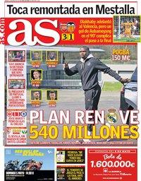 capa Jornal As de 3 maio 2019