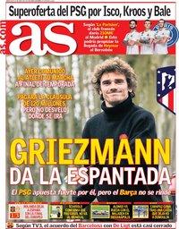 capa Jornal As de 15 maio 2019