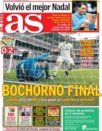 capa Jornal As de 20 maio 2019