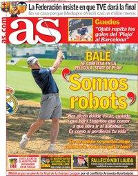 capa Jornal As de 22 maio 2019