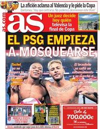 capa Jornal As de 24 maio 2019