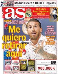 capa Jornal As de 31 maio 2019