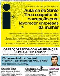 capa Jornal i de 30 maio 2019