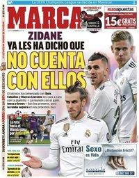 capa Jornal Marca de 7 maio 2019