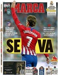 capa Jornal Marca de 15 maio 2019