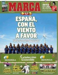 capa Jornal Marca de 17 maio 2019