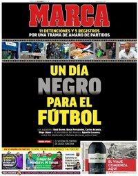 capa Jornal Marca de 29 maio 2019