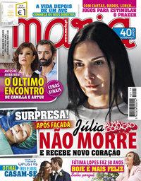 capa Maria de 9 maio 2019