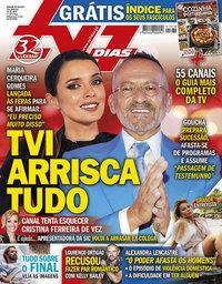 capa TV7 Dias de 12 maio 2019
