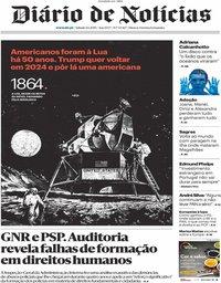 capa Diário de Notícias de 1 junho 2019