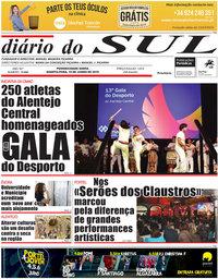 capa de Diário do Sul