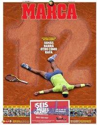capa Jornal Marca de 10 junho 2019