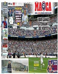 capa Jornal Marca de 14 junho 2019