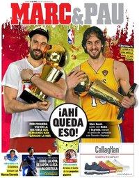 capa Jornal Marca de 15 junho 2019