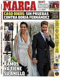 capa Jornal Marca de 16 junho 2019