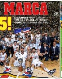 capa Jornal Marca de 22 junho 2019