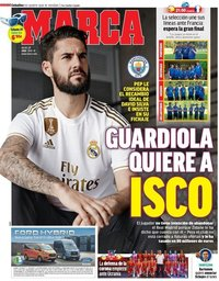 capa Jornal Marca de 27 junho 2019