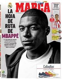 capa Jornal Marca de 29 junho 2019