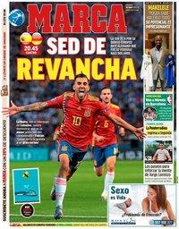 capa Jornal Marca de 30 junho 2019