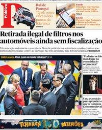 capa Público de 3 junho 2019