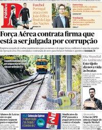 capa Público de 5 junho 2019