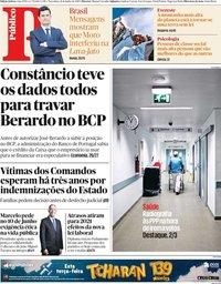 capa Público de 11 junho 2019