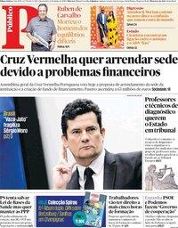 capa Público de 12 junho 2019
